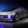 Электромобиль Mercedes-Benz F 015
